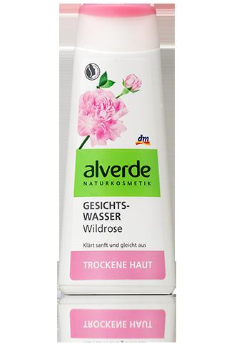 Alverde Naturcosmetic - Lotiune cu apa de trandafiri pentru pielea uscata