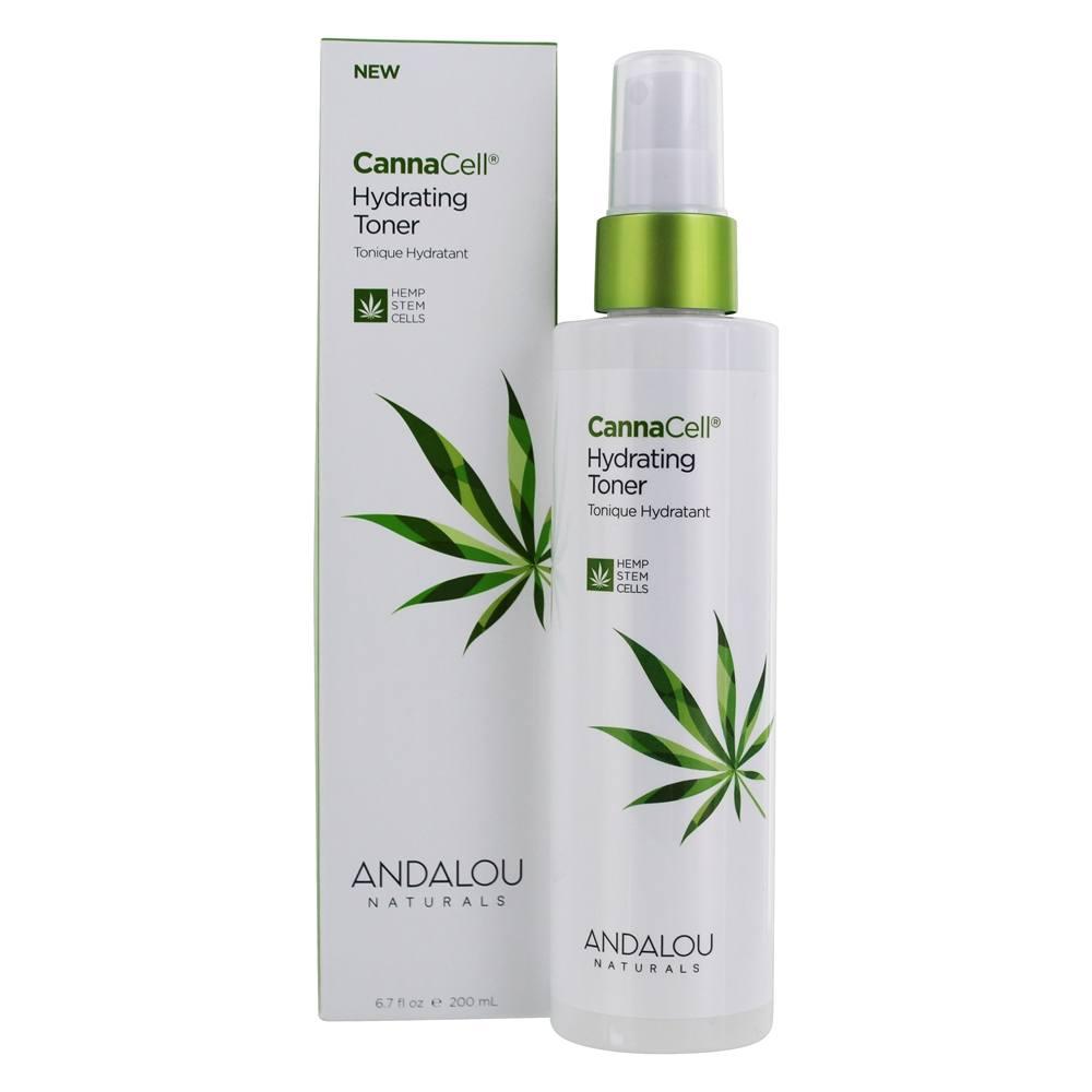 Andalou Naturals - CannaCell Lotiune tonica hidratanta