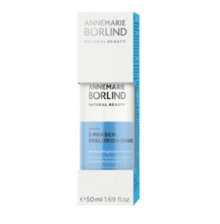 Annemarie Borlind - Ser cu acid hialuronic in 2 etape