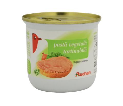 Auchan - Pate vegetal