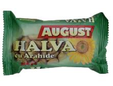 August - Halva cu arahide