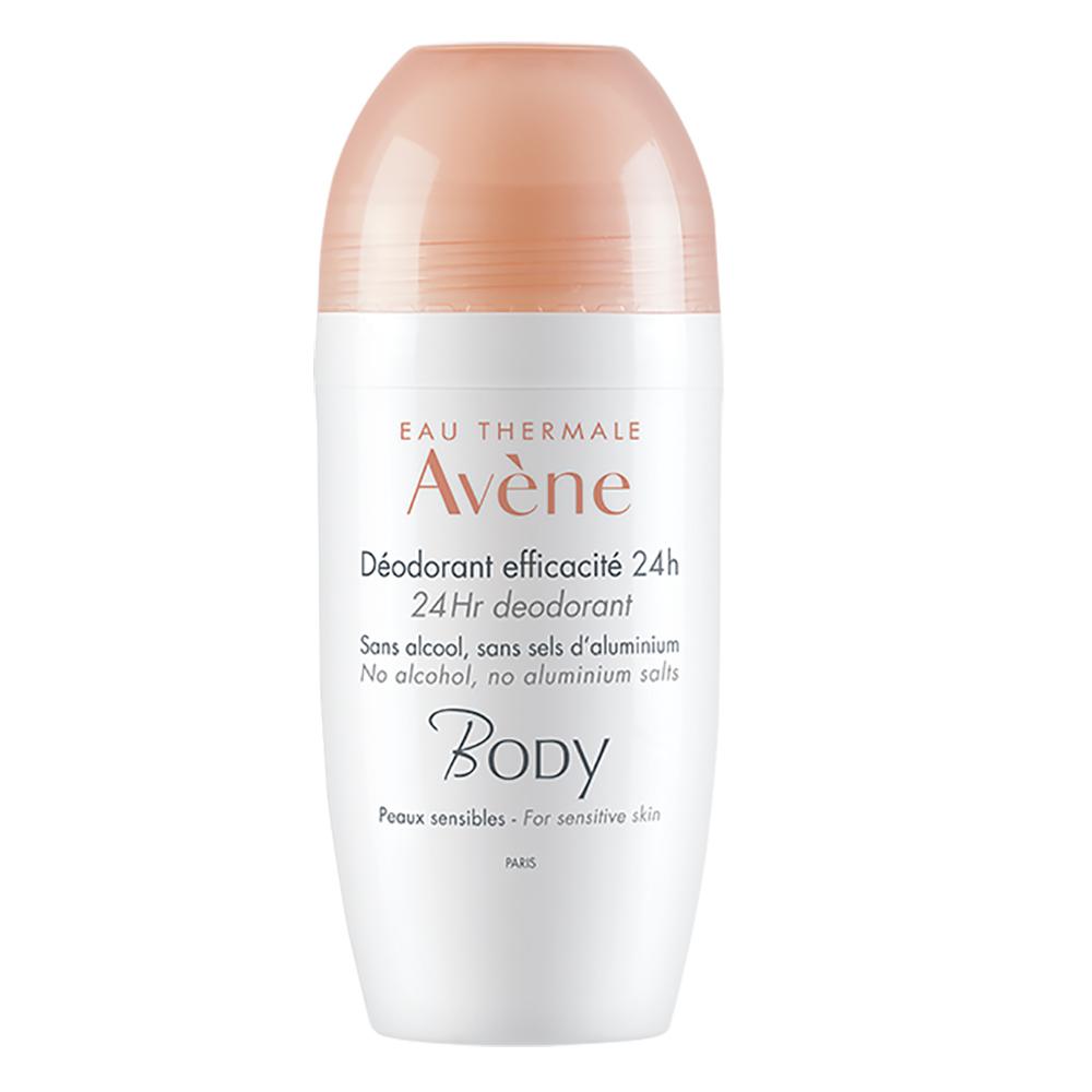 Avene - Deodorant Roll-on 24H