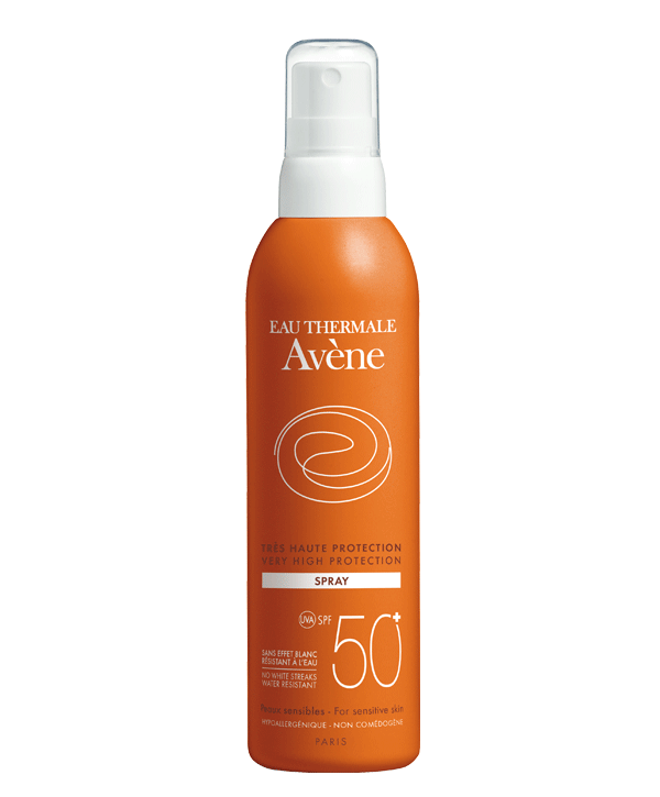 Avene - Spray cu FPS 50+