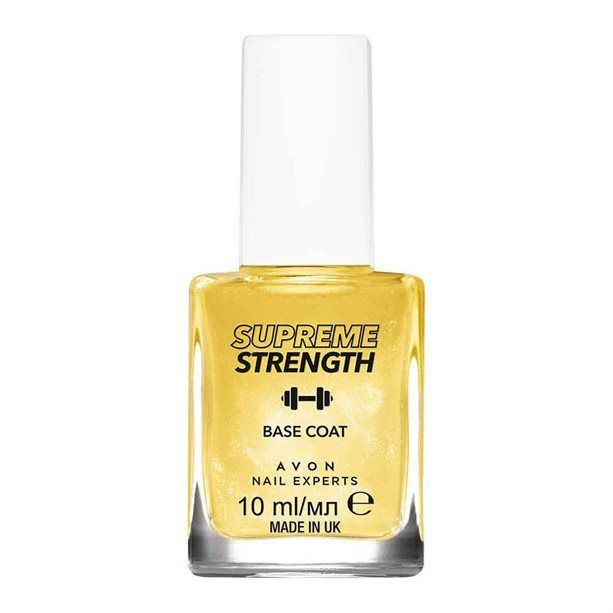 Avon - True Colour Nail Experts Gold Strenght Tratament pentru unghii