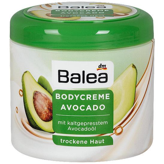 Balea - Crema de corp cu avocado