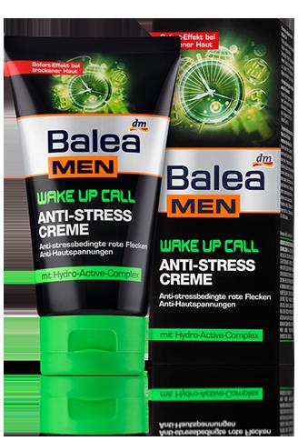 Balea Men - Wake up Call Crema antistres pentru barbati