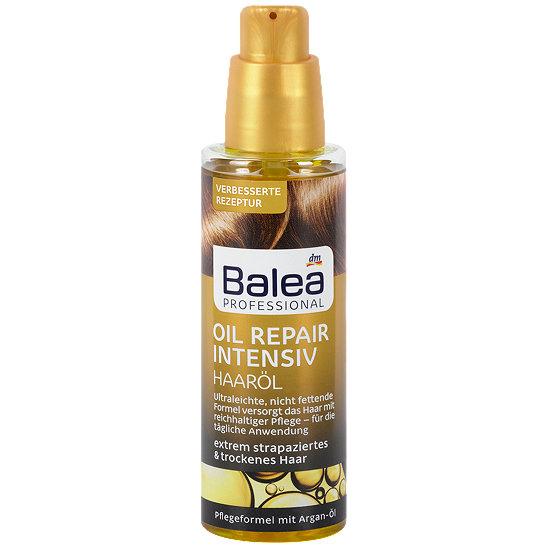 Balea Professional - Oil Repair Ulei de par cu ulei de argan si floarea soarelui