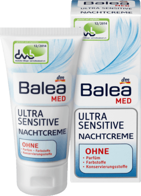 Balea Ultra Sensitive - Crema de noapte