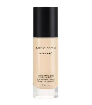 bare Minerals - BAREPRO 24-Hour Full Coverage Liquid Foundation