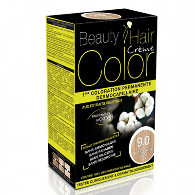 Beauty Hair - Vopsea de par