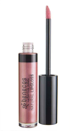 Benecos - Rose Gloss de buze natural