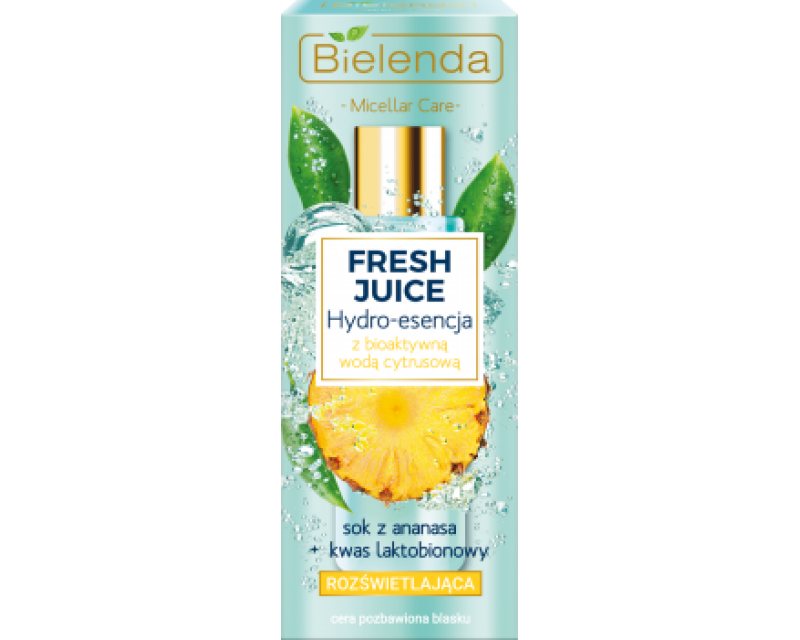 Bielenda - Fresh Orange Juice Emulsie hidratanta
