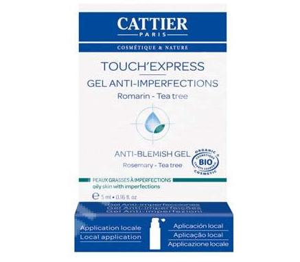 Cattier - Touch Expres Gel anti-imperfectiuni Bio