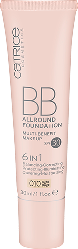 Catrice - BB Allround Foundation Multi-Benefit Make Up