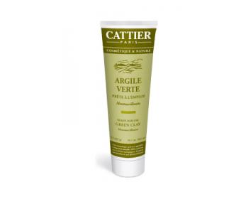 Cattier - Argila verde pura