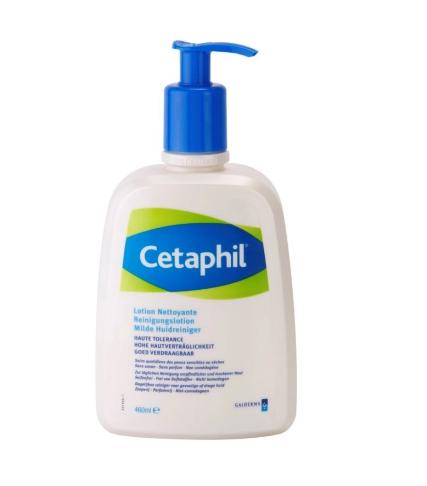 Cetaphil - Gel de curatare pentru fata ten normal/gras