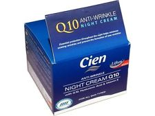 Cien - Crema antirid de noapte cu acid hialuronic..