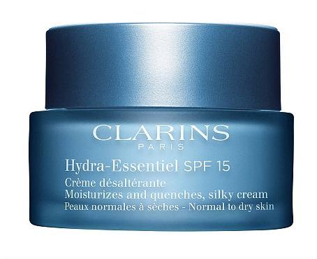 Clarins - Hydra Essentiel Silky Cream SPF15