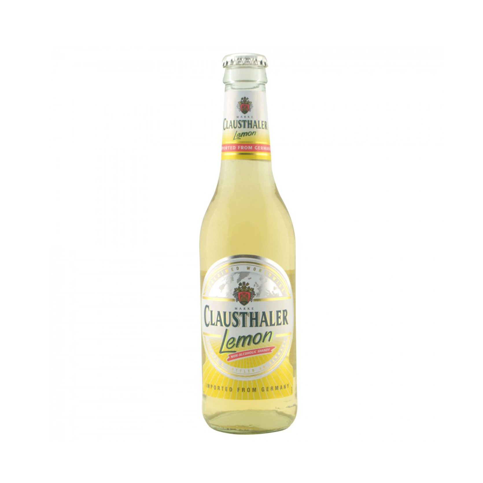Clausthaler - Lemon Bere fara alcool