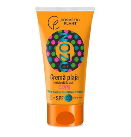 Cosmetic Plant - OZON Crema de plaja pentru copii, SPF50