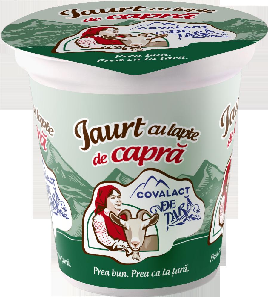 Covalact - Iaurt cu lapte de capra