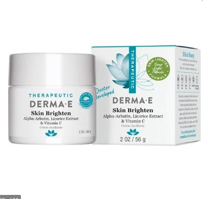 Derma-E - Skin Brighten Crema de fata