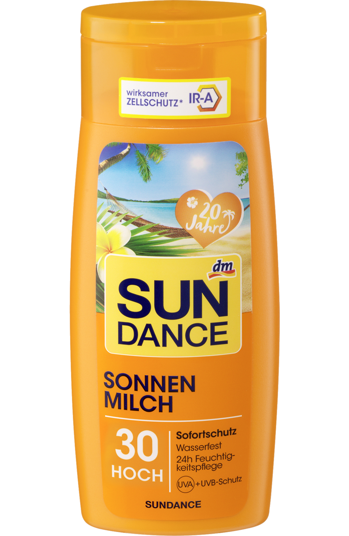 Dm Sun Dance - Balsam de soare cu SPF 30