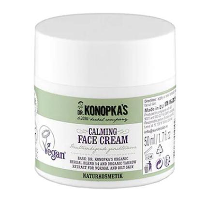 Dr Konopkas - Crema de fata calmanta pentru ten normal sau gras