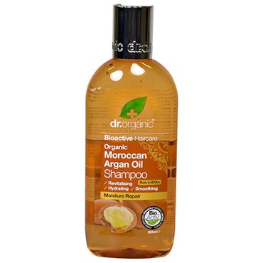 Dr. Organic - Maroccan argan oil Sampon organic