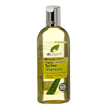 Dr. Organic - Sampon Bio cu Extract de Arbore de Ceai