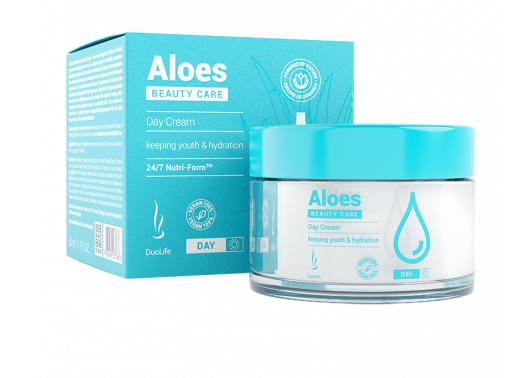 DuoLife Beauty Care - Aloes Day Cream 50 ml