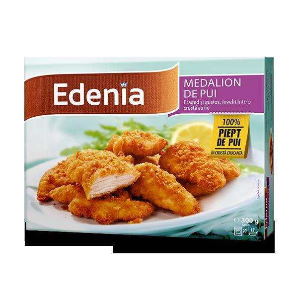 Edenia - Medalion de pui