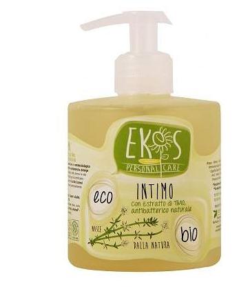 Ekos - Gel pentru igiena intima cu extract antibacterian de cimbru