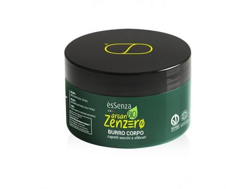 esSenza - Crema de corp cu argan si ghimbir