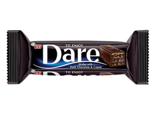 Eti - Dare Napolitana cu crema de cacao si glazura de ciocolata
