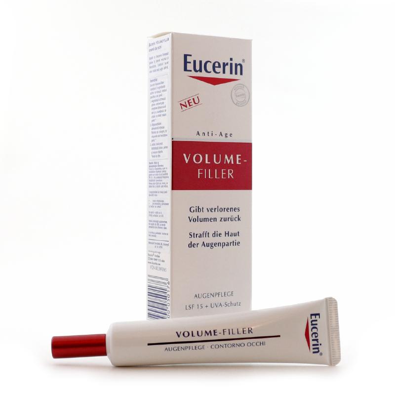 Eucerin - Volume Filler Crema lifting pentru ochi