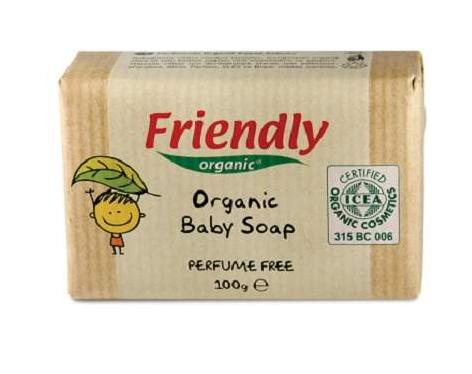 Friendly Organic - Sapun pentru bebelusi