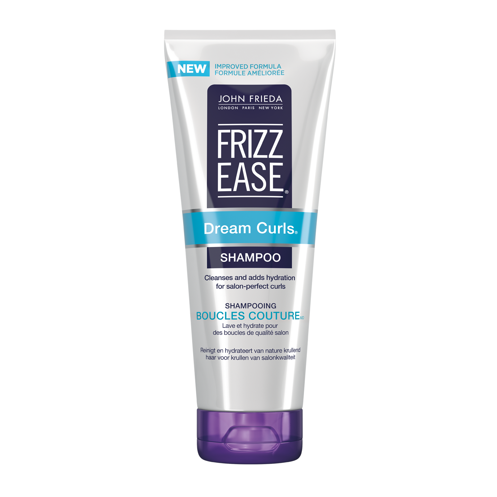 Frizz Ease - Sampon pentru par ondulat