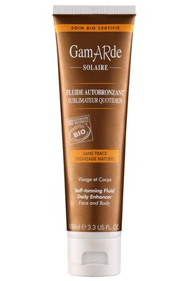 Gamarde - Fluid autobronzant natural bio