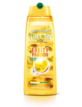 Garnier Fructis Sensation - Fruity Passion Sampon