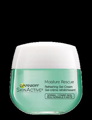Garnier - Moisture Rescue Refreshing Crema de fata