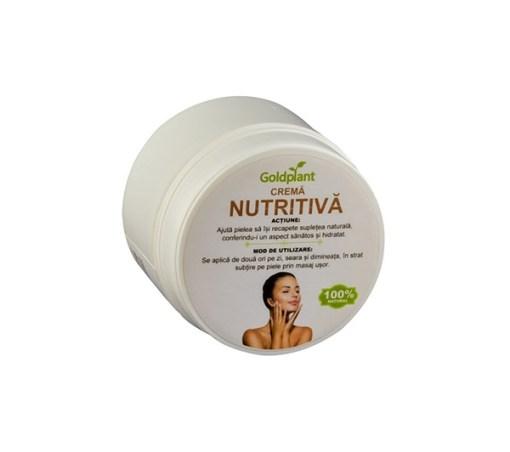 Gold Plant - Crema nutritiva