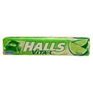 Halls - Vita C Lime