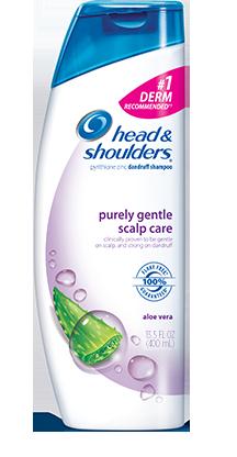 Head&Shoulders - Sampon cu aloe vera pentru scalp sensibil