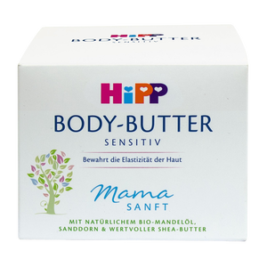 Hipp - Mamasanft Unt de corp pentru piele sensibila