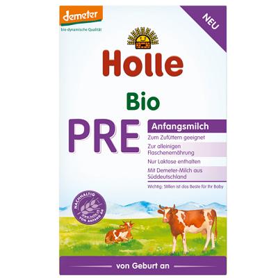 Holle - PRE Formula de lapte pentru prematuri