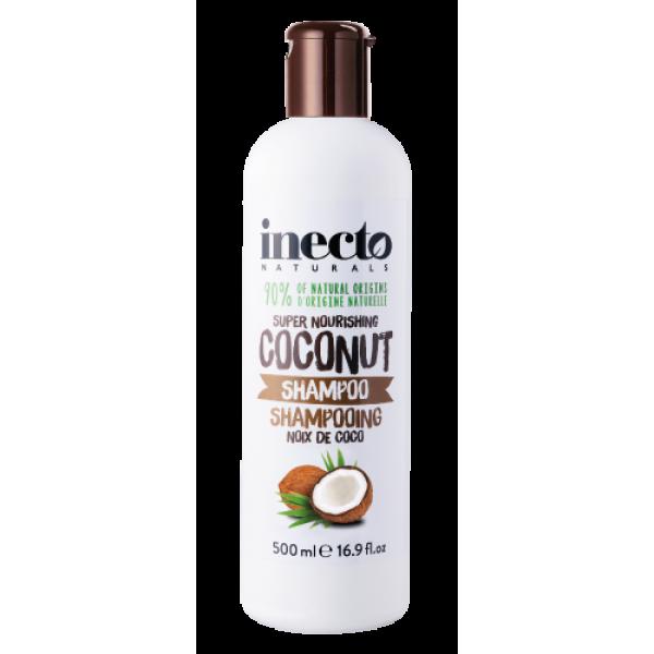 Inecto Naturals - Sampon nutritiv cu cocos