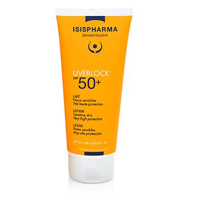 Isis Pharma - Uveblock spf 50+ Lotiune protectie solara hidratanta