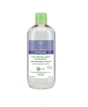 Jonzac - Pure Apa micelara purifianta hipoalergenica, ten sensibil mixt si gras