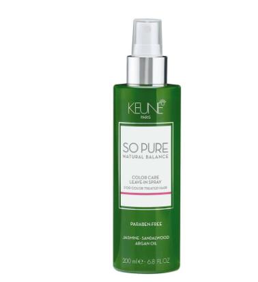Keune - So Pure Color Care Tratament fara clatire pentru ingrijirea parului vopsit